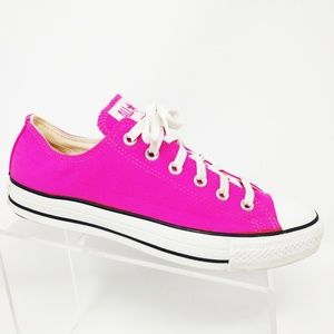 CONVERSE CHUCK TAYLOR ALL STAR CANVAS SNEAKER Pink